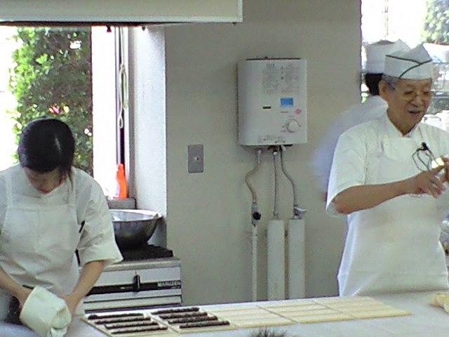 山田先生のパン講習会