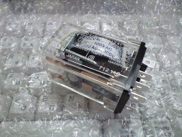 HG2-AC100V-Fリレー