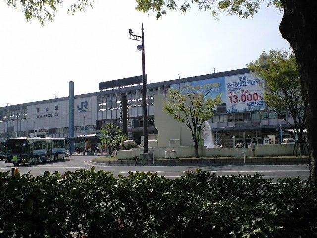 岡山駅に到着 ビックカメラへ