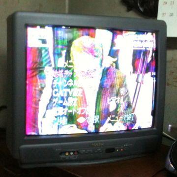 ビクターのテレビ AV-21S7 チャンネル設定
