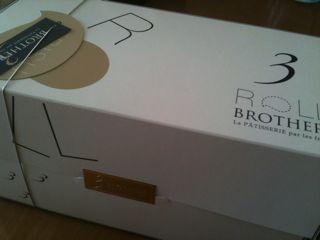 3brothesのロールケーキ