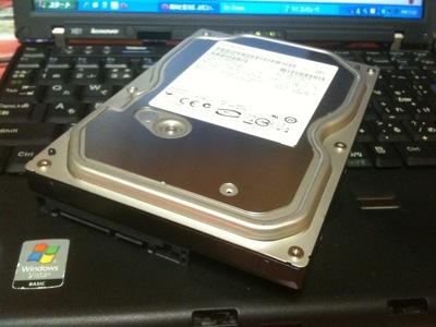 HITACHI HDD HDT721016SLA380
