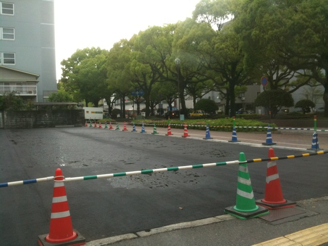 高知グリーン会館跡地