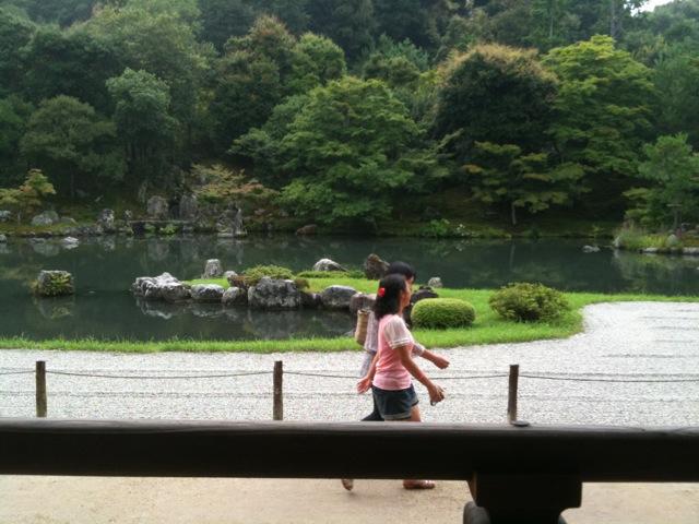 夏は京都へ 鈴虫寺、天龍寺