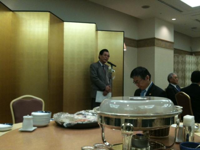 高知県洋菓子協会の総会