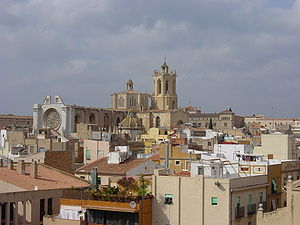 Tarragona_kathedrale